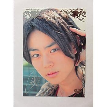 JUNON 菅田将暉 ファースト・トレーディングカード/スペシャルカードSP10/銀箔サインカード
