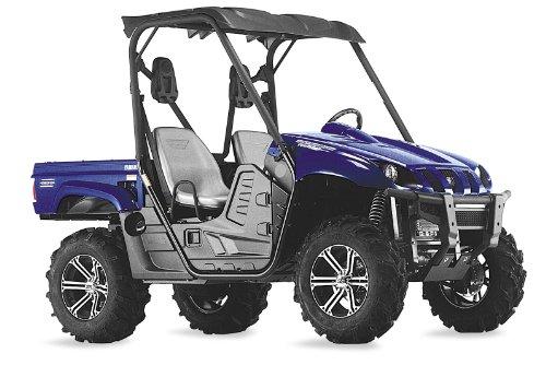 ITP 27x9R-14 Mud Lite XTR, Machined/Black SS212, Tire/Wheel Kit 43174