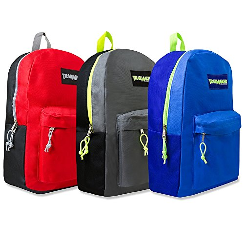 Trailmaker 17 Inch Boys Or Girls Backpacks School Supplies