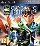 Ben 10 Ultimate Alien Cosmic Destruction - Limited Edition (PS3)