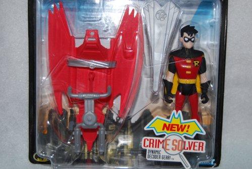 Crime Fighter Robin - New Batman Adventures (Animated Series)