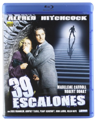 39 escalones (Alfred Hitchcock) [Blu-ray]