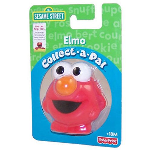 Sesame Street Collect-a-pal Elmo - 1