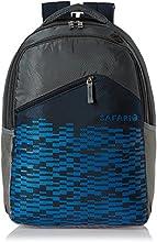 Safari 30 ltrs Laptop Bag (Soundwave-Blue-LB)