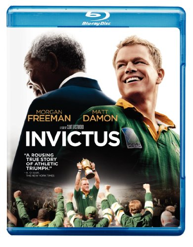 Cover art for  Invictus [Blu-ray]