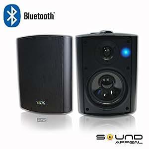 """Amazon.com: Bluetooth 5.25"""" Indoor/Outdoor Weatherproof"""