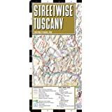 Streetwise Tuscany Map - Laminated Road Map of Tuscany, Italy: Folding Pocket Size Travel Map (Streetwise (Streetwise Maps))by Michael E. Brown