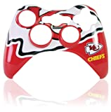 Xbox 360 Official NFL Kansa City Chiefs Controller Faceplate