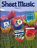 img - for Sheet Music Magazine March/April 2001 (Vol 25 #2) ~ Garden of Standards book / textbook / text book