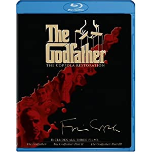 The Godfather Collection (The Coppola Restoration) [Blu-ray] $17.99