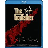 The Godfather Collection (The Coppola Restoration) [Blu-ray] ~ Marlon Brando