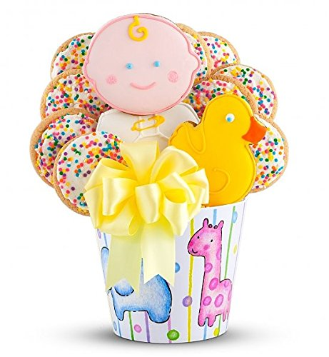 Baby'S First Cookie Bucket Gift Set front-9241