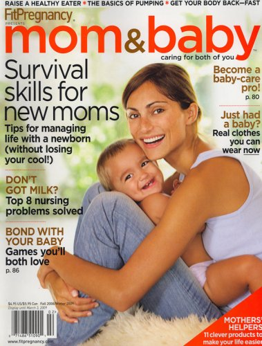 Single Mom Baby Books front-1051824