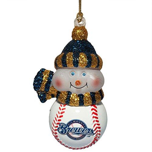 milwaukee-brewers-mlb-all-star-light-up-acrylic-snowman-ornament-3