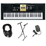 Yamaha YPT220 61 Key Personal Keyboard with AC Picture