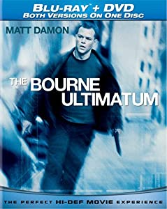 "Cover of ""The Bourne Ultimatum (Widescree..."