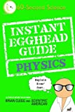 Instant Egghead Guide: Physics (0312592108) by Clegg, Brian