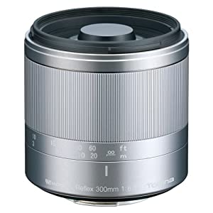 Tokina 300mm f/6.3 Telephoto Lens for Micro 4/3rds Mount -55mm-