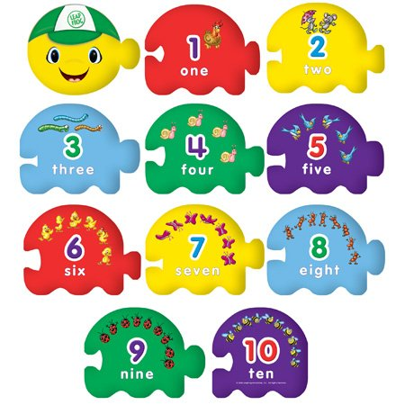 Cheap Masterpiece Leap Frog 6ft Counting Caterpillar Floor Puzzle 21pc (B000JVWPNU)