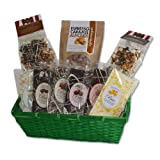 World Wide Gourmet Foods Confectioners Basket, Deluxe Edition