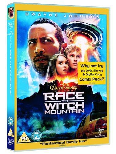 Race to Witch Mountain [Edizione: Regno Unito]