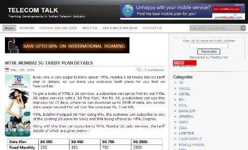 Buy Talk Talk Telecom Now!