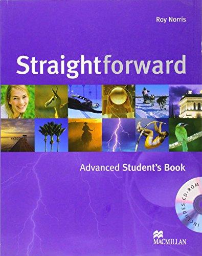 STRAIGHTFORWARD Adv Sb Pk: Student's Book Pack