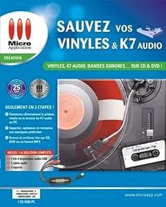 Sauvez vos Vinyles & K7 audio