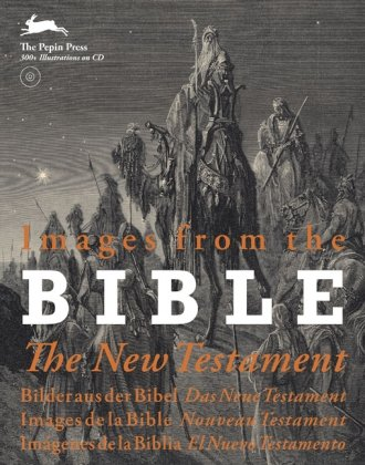 Images from the bible - the new testament (Pepin Press Fashion Books)