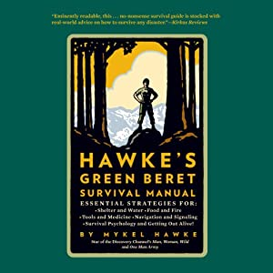 Hawke's Green Beret Survival Manual Audiobook