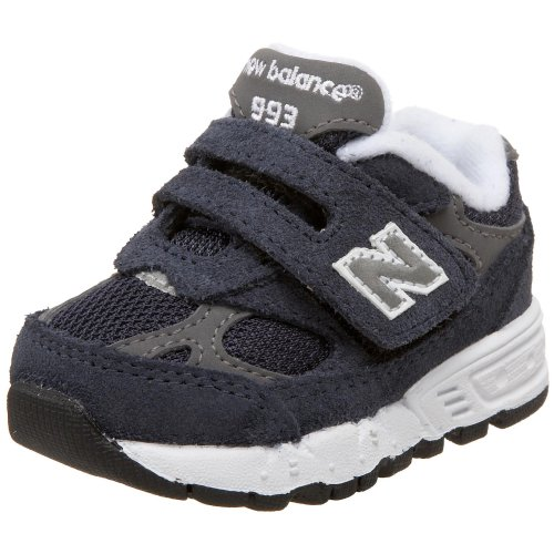 New Balance 993 H&L Running Shoe (Infant/Toddler)