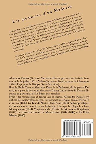 Ange Pitou, Tome II: Les memoires d' un Medecin: 2 (Alexandre Dumas)