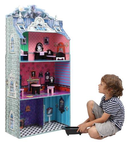 Кукольный домик своими руками для монстр хай 84