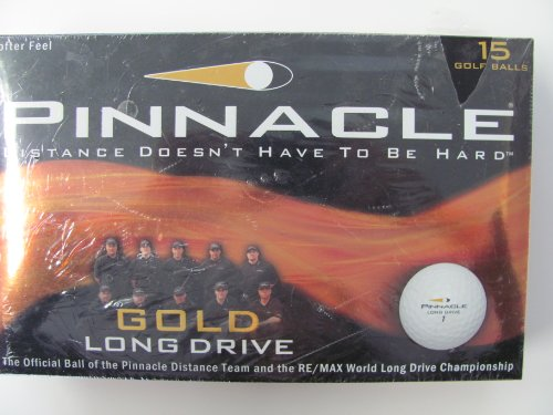 Pinnacle Gold Long Drive 1