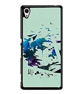 PRINTVISA Abstarct Modern Art Case Cover for Sony Xperia Z3+::Sony Xperia Z3 Plus