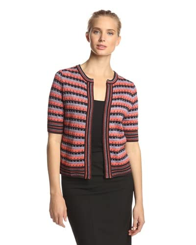 M Missoni Women's Striped Cardigan