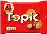 Mars Topic Chocolate Bar (4x47g)