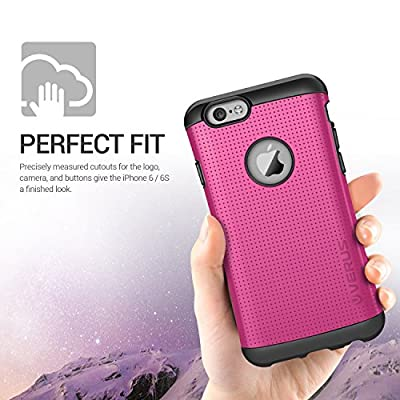 iPhone 6 Case, Verus [Thor][Parent] - [Military Grade Drop Protection][Natural Grip] For Apple iPhone 6 4.7 from Verus