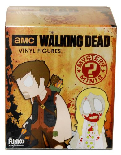 Funko The Walking Dead Blind Box Mystery Mini Figure
