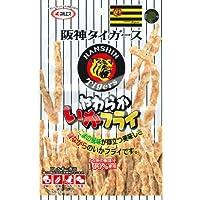 マルエス 阪神タイガースやわらかいかフライ 37g×5袋
