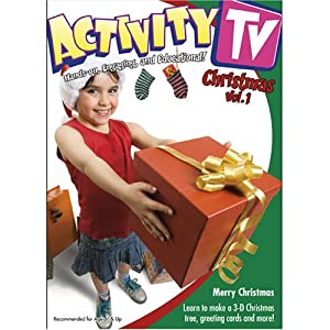 Activity TV: Christmas Fun V.1