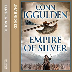Empire of Silver Audiobook