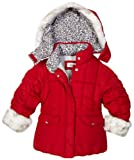 London Fog Girls 4-6x Bubble Jacket