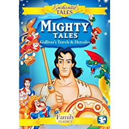 Mighty Tales (2 Disc Set) - Hercules, Gulliver's Travels