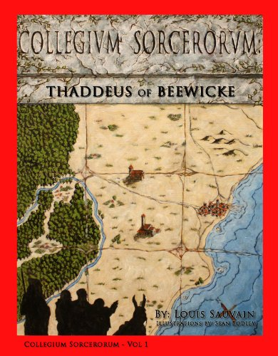 Just 99 cents today for this epic fantasy set in the Dark Ages  Collegium Sorcerorum: Thaddeus of Beewicke By Louis Sauvain