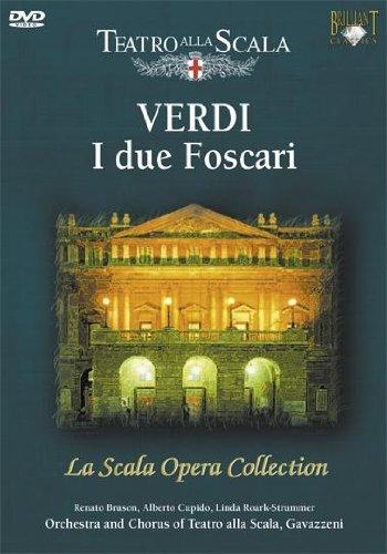 Verdi: I Due Foscari - La Scala Opera Collection [DVD] [2007] [NTSC]
