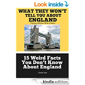 15 Weird Facts You Don't Know About England  (Deluxe Edition with Videos)