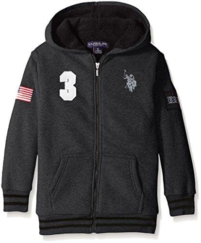 us-polo-assn-big-boys-fleece-jacket-with-sherpa-lining-dark-heather-gray-14-16