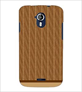 PrintDhaba Pattern D-1583 Back Case Cover for MICROMAX A116 CANVAS HD (Multi-Coloured)