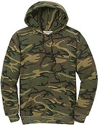 Joe\'s USA(tm) Camo Hoodies Hooded Sweatshirt,X-Large Military Camo